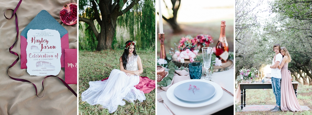Styled Sessions - Styled Shoots