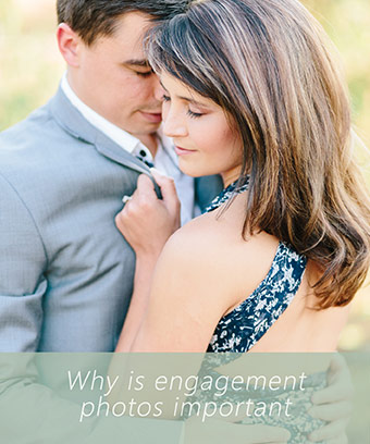 Light Flair - Why is engagement photos important - Couple shoot closed eyes