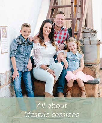 Light Flair - All about lifestyle sessions - Family shoot