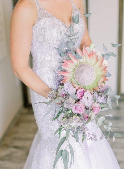 CRADLE VALLEY WEDDING IN PASTELS