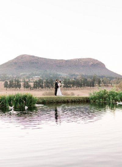 WEDDING CELEBRATION AT CRADLE VALLEY
